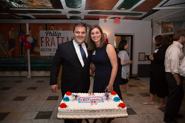 Philip Frattaroli Campaign Kick-off for City Councilor At-Large - May 2013 62