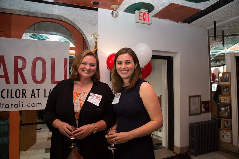 Julie Fagan and Kelly Frattaroli