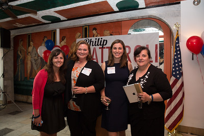 From the left, Daniella Frattaroli, Julie Fagan, Kelly Frattaroli and Anna Frattaroli - 2013-05-29 at 18-59-38