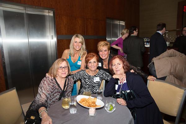 (L-R) Virginia, Melissa, Maryann, Lynn and Lucille