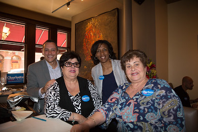 2013-06   Aaron Michlewitz Event with Mayoral Candidate Charlotte Gomar Richie at Prezza 14 - 2013-06-09 at 12-30-24