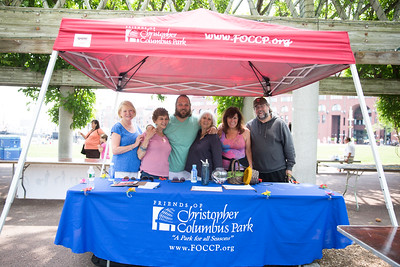 Friends of Christopher Columbus Park at NEWHBA-Fest