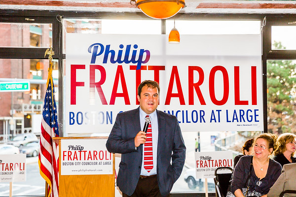 2013-07   Philip Frattaroli Campaign Fundraiser for City Councilor At-Large