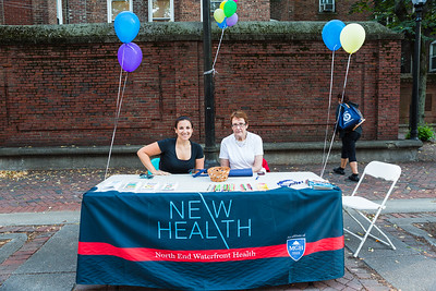 Marianne and Mary from NEW Health