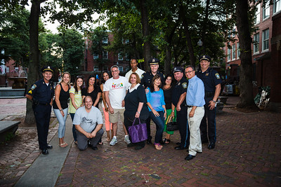 Community Leaders from NEAD, NEMPAC, Boston Police, Boston Foundation and City Hall-2