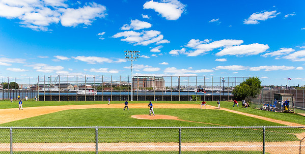 Langone Park Baseball Field (NEWF Photo)