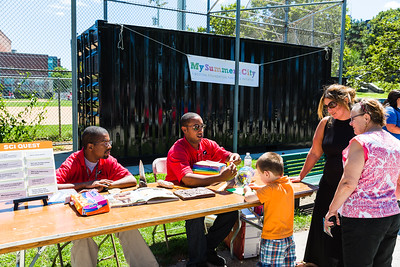 Museum of Science at NEAD North End Family Pride Day