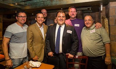 (L-R) Paul D., Aaron, Paul M., Philip, Jason and Jerry