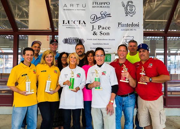 2013-09 | 10th Annual Bocce Tournament for Taste of the North End