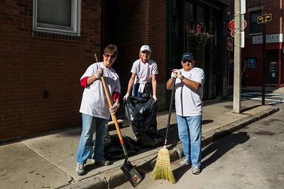 Tackling Prince Street