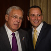 Mayor Thomas Menino and State Representative Aaron Michlewitz