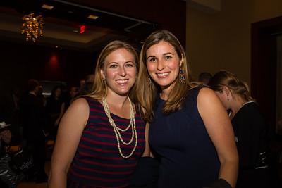 Sarah and Kelly