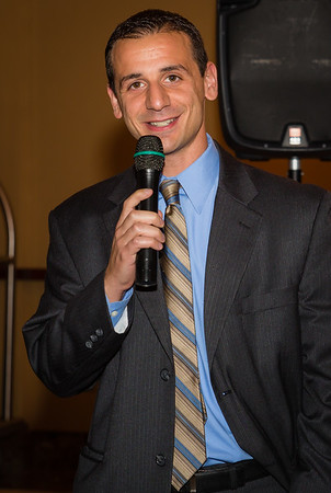 Louis Strazzullo, President of the Columbus Day Celebration Committee
