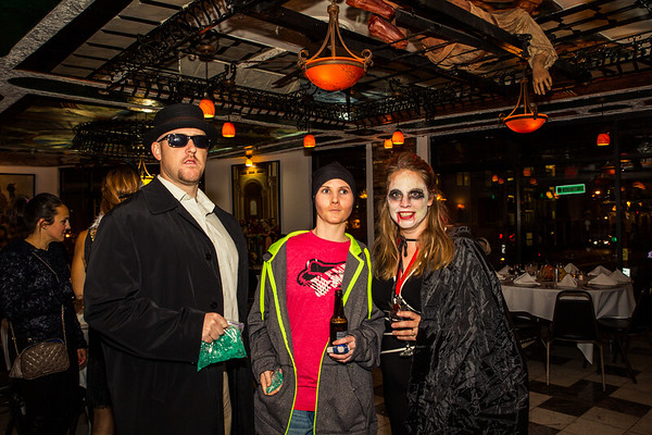 2013-10   Halloween Party at Filippo's
