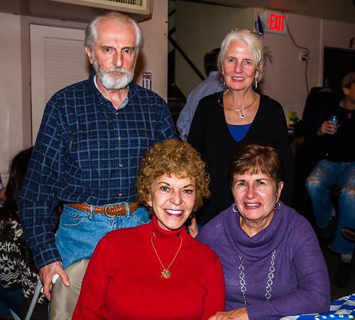Friends join in the fun at NEMPAC's Oktoberfest