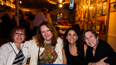 Ladies at the NEMPAC Oktoberfest