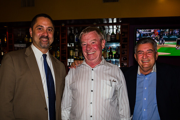 Marc, Don and Sal