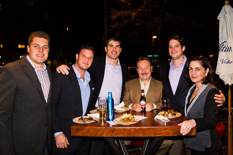 CL Waterfront Properties at Billy Tse's Restaurant for Mayoral Candidate John Connolly's Event