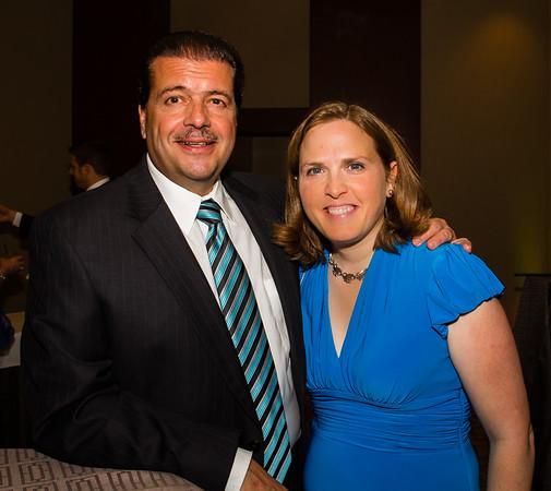 Dan and Trish at FOCCP Monte Carlo Night
