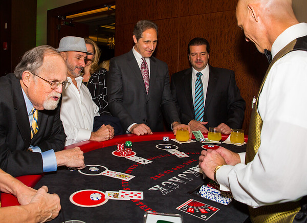 Playing Blackjack at the FOCCP Monte Carlo Night