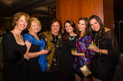 The beautiful ladies at the FOCCP Monte Carlo Night