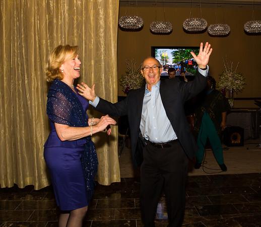 Dancing at the FOCCP Monte Carlo Night