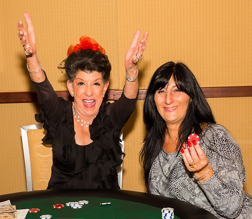 Barbara and Diane are Winning!