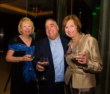 Joanne, Matt and Michele at the FOCCP Monte Carlo Night