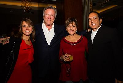 (L-R) Kayla, Bob, Meredith and Ray