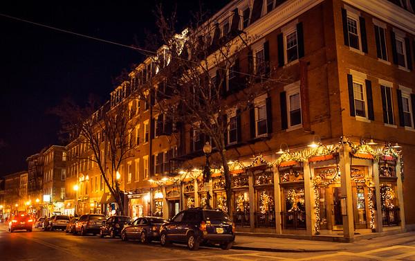 Hanover Street's Florentine at Christmas