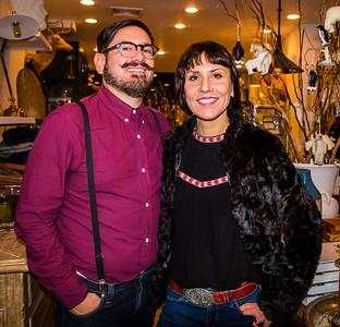 Acquire on Salem Street with Mike Boyle and Carlotta Carzaniga