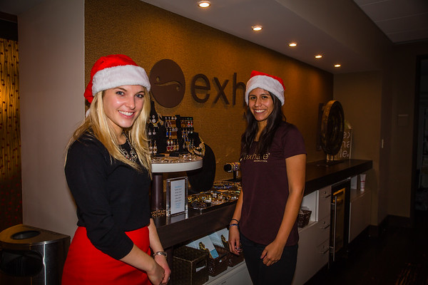 Exhale Spa at Battery Wharf with Samantha Steinhage and Patty Dawson