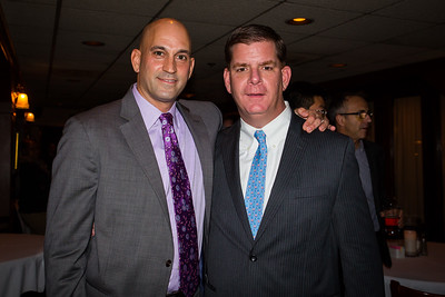 Chris Pezzello and Mayor Elect Marty Walsh