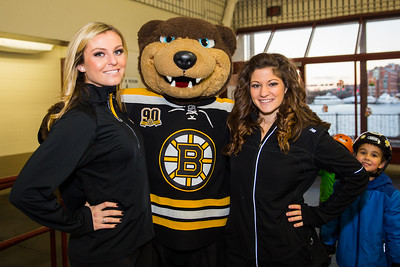 Blades loves the Bruins girls