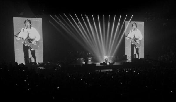 Paul McCartney at the FEC