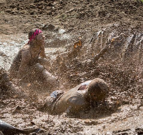 Gut Check Challenge Mud Run 2013