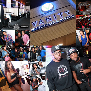 FRIDAY NIGHTS AT VANITY 12.06.13