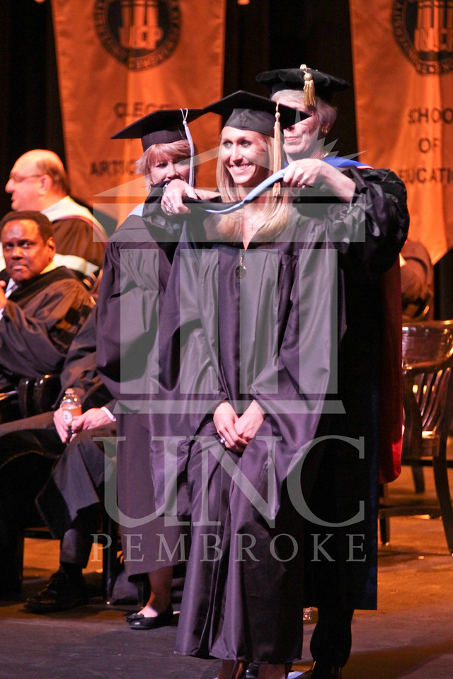 UNCP holds the spring Graduate commencement on Friday, May 4th, 2012..  spring_grad_0478.jpg