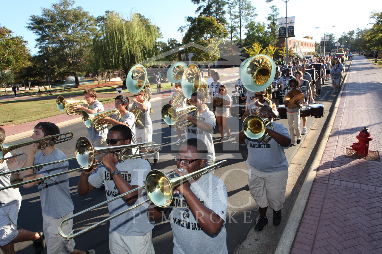UNCP celebrates Homecoming with a parade and Pep Rally on Wednesday, October 24th, 2012. homecoming_0040.jpg