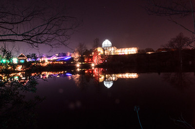 Lewis Ginter Gardenfest of Lights