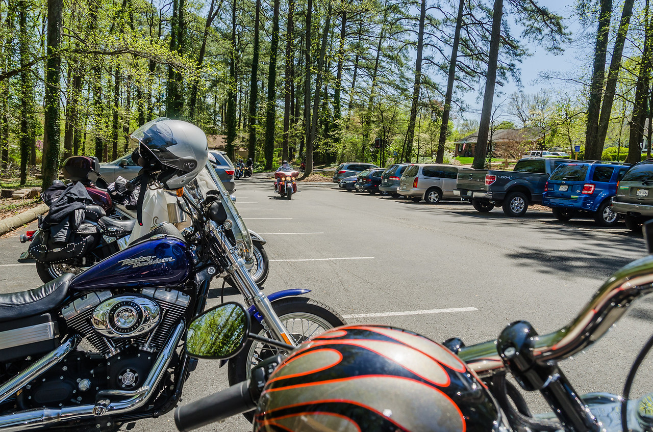 Dominion School Motorcycle Ride for Autism