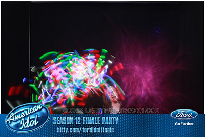 LightPaintBooth com American Idol 2013 - 31