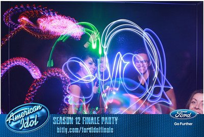 LightPaintBooth com American Idol 2013 - 12