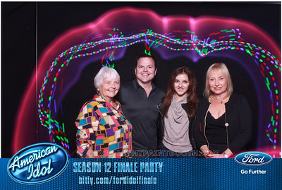 LightPaintBooth com American Idol 2013 - 39