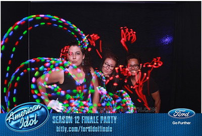 LightPaintBooth com American Idol 2013 - 17