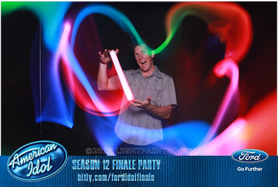 LightPaintBooth com American Idol 2013 - 46