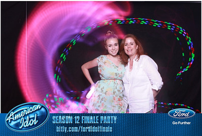 LightPaintBooth com American Idol 2013 - 38