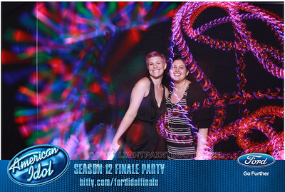 LightPaintBooth com American Idol 2013 - 41