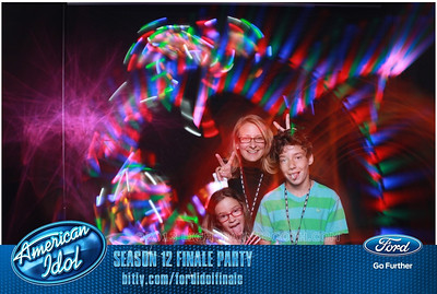 LightPaintBooth com American Idol 2013 - 30