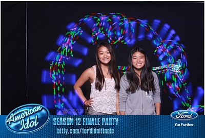 LightPaintBooth com American Idol 2013 - 40